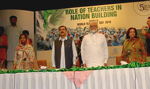 NCHD Confers Performance Certificates on Teachers